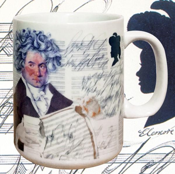 Beethoven Tasse
